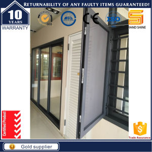 Higher Quality Aluminum Casement Window Swing Window for Residential pictures & photos