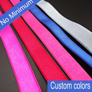 Stock 10&12mm Elastic Strap for Bra pictures & photos