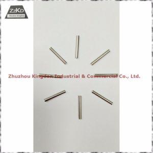 Ground Finish Tungsten Cutting Rod/ Tungsten Bar/Tungsten Rod/Purity 99.95%Min. pictures & photos