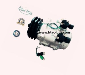 Middle Bus Air Conditioner Dks32 Compressor High Quality Hot Sales Export pictures & photos
