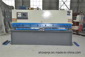 QC11k 8*2500 Hydraulic CNC Guillotine Cutting Shearing Machine
