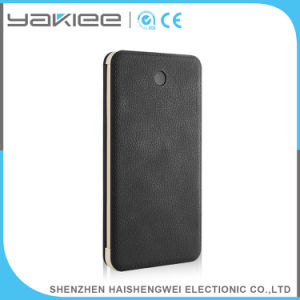 ABS+PC+Rubber Processing Oil Portable Cable Mobile Power Bank pictures & photos
