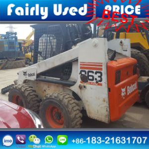 Used Bobcat Skid Loader S130 of Bobcat Skid Loader S130 pictures & photos