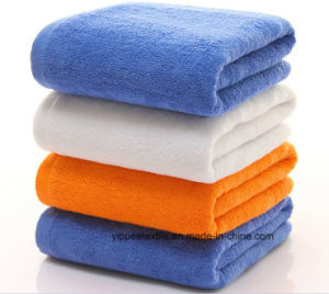 100% Cotton Hotel Bath Towel pictures & photos