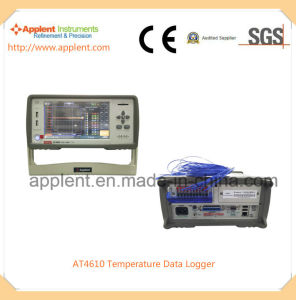 Temperature Data Logger for Incubators with High Resolution (AT4610) pictures & photos