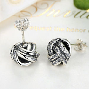 Latest Model Fashion 925 Sterling Silver Earring pictures & photos