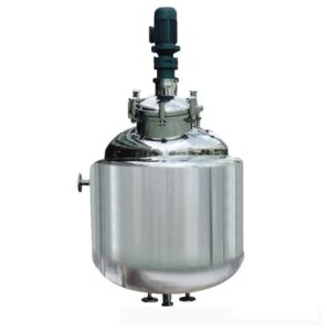 Wjg Sanitary Stainless Steel Reaction Kettle pictures & photos