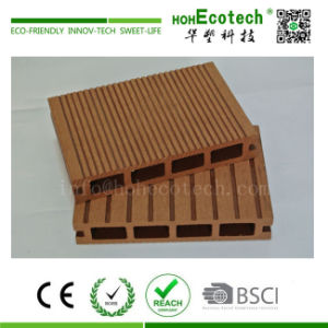 Eco-Friendly WPC Decking/150*25mm WPC Outdoor Decking/Hollow WPC Decking pictures & photos