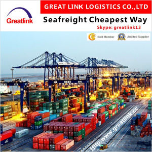 Cheap Sea Freight From Shenzhen/Shanghai/Ningbo/Guangzhou, China to Ghana