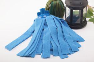 100% Microfiber Strip Mop Head pictures & photos