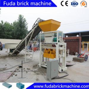 Stabilized Interlocking Concrete Block Machine Price pictures & photos