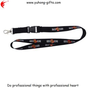 Heat Transfer Printing Bottle Opener Lanyard (YH-L1246) pictures & photos