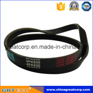 Automotive Rubber V Belt 4pk930 pictures & photos