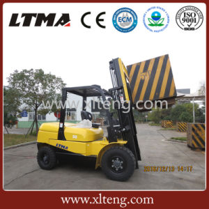 Ltam Wonderful 5 Ton Diesel Forklift Truck Price for Sale pictures & photos