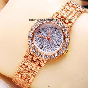 Wholesale Quartz Fashion Lady Jewelry Watch for Women pictures & photos