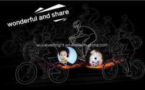 144 LED Programmable 100 Pictures Bicycle Monkey Wheel Light pictures & photos