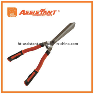 Drop Forged Heavy Duty Hedge Shears with Gel Grips pictures & photos