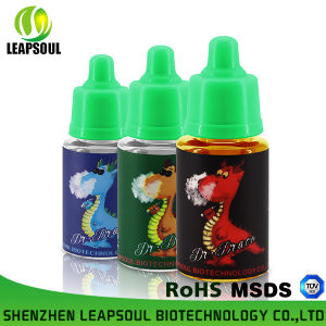 No Tar 10ml E-Liquid Mint Drinks Juice with Medium Concentration pictures & photos