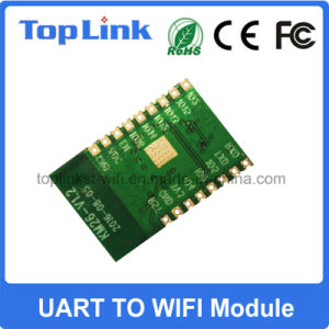 3.3VDC Low Power Consumption Mini Size Uart/Gpio Serial to WiFi Module for Smart Home Remote Control pictures & photos