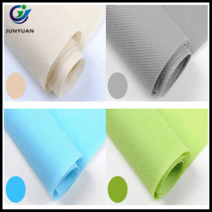 China Manufacture Polypropylene Nonwoven Fabric Roll pictures & photos