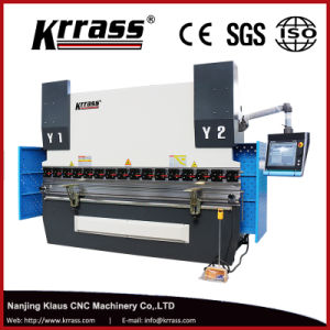Factory Supply Iron Bending Machine to Bend Sheet Metal pictures & photos