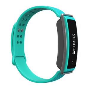 Bluetooth Blood Pressure Monitor Smart Bracelet pictures & photos