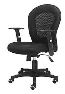 Modern Middle Back Swivel Mesh Office Computer Chair (HF-A204B) pictures & photos