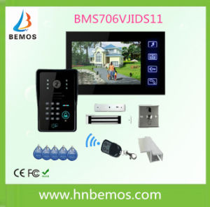 Low Price a Mutifunction Video Door Phone Door Bell with Security Intercom System pictures & photos