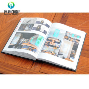 Hard Cover Paper Printing Book for Catalog pictures & photos