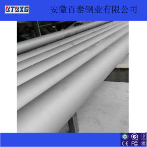 ASTM A312 Tp347 Polished Stainless Steel Tubing for Chemical Industry &Oil Gas Transporting pictures & photos