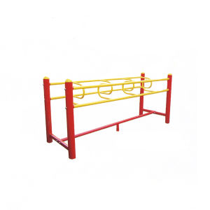 Premium Quality Garden Steel Structure Bridge Outdoor Fitness pictures & photos