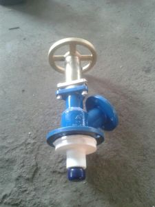 Dn 150 Glass Lined Flush Valve pictures & photos