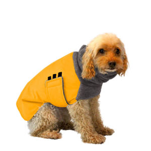 Yellow Pet Wear Dog Winter Apparel pictures & photos