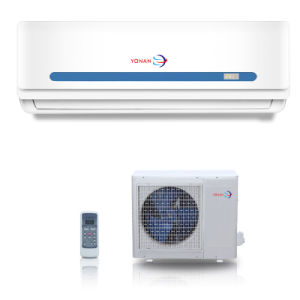 R410A Cooling and Heating AC Split Unit 9000 BTU Wall Mounted