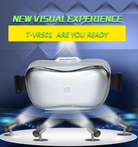 Vr10 3D Glasses with Earphone /English Manual pictures & photos