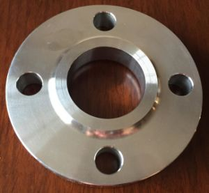 ANSI Forged Stailess Steel Slip-on Flange pictures & photos
