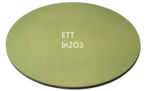 In2O3 Sputtering Target of High Purity for Transparent Conductive Film pictures & photos