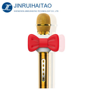 Red Bow Wireless Bluetooth Microphone pictures & photos