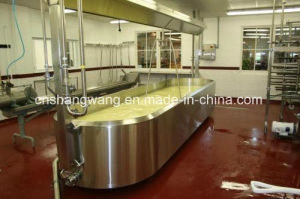 Complete Soft Cheese Production Line/Equipment pictures & photos