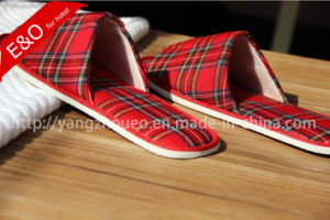 Qingham Quality Slipper for Hotel pictures & photos