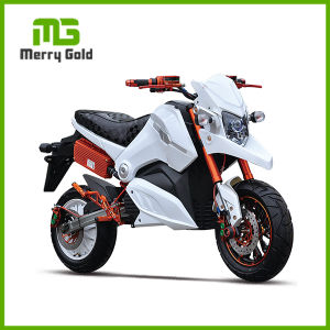 F/R 220 Colorfull Disc Brake Adult Electric Racing Motorcycle 1500W/2000W pictures & photos