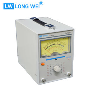Tvt-321 Frequency 5Hz-1MHz Test Voltage AC Single-Needle Millivoltmeter pictures & photos