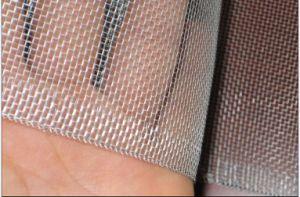 Aluminum Window Screen/Aluminum Wire Mesh Screen pictures & photos