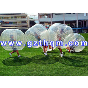 1.5m Adult Size Inflatable Body Bubble Ball/PVC / TPU Inflatable Bubble Ball Soccer pictures & photos