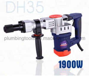 Hardware Hand Tools Electric Machine Demolition Hammer (DH35)