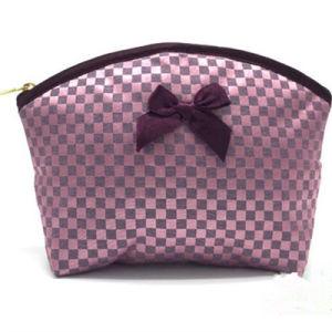 Korean Style Gridiron Pattern Mini Cosmetic Bag (GB#87S) pictures & photos