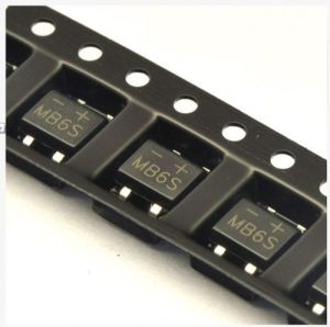 SMD Bridge Rectifier MB6s/MB10s/MB6f/MB10f