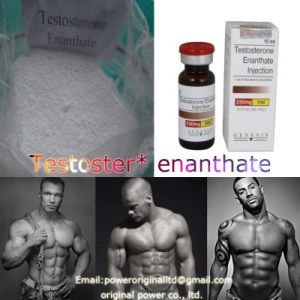 Anabolic Raw Steroid Hormone Powder Testosterone Enanthate pictures & photos