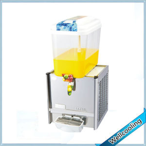 Stainless and Plastic Tank Fruit Juice Dispenser Prices pictures & photos