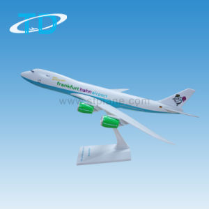 Boeing 747-8 Plastic Airplane Model Scale with 37cm pictures & photos